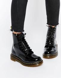 Dr Martens 'Modern Classics 1460 Patent 8-Eye Boots'