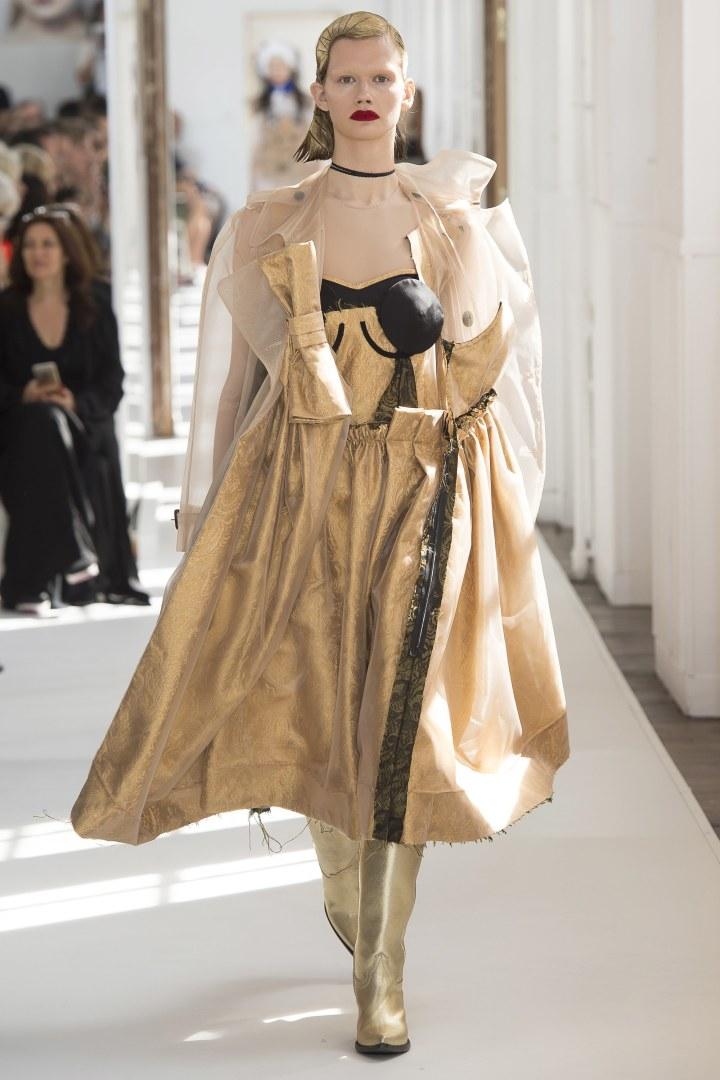 Maison Margiela | Fall 2017 CoutureCollection