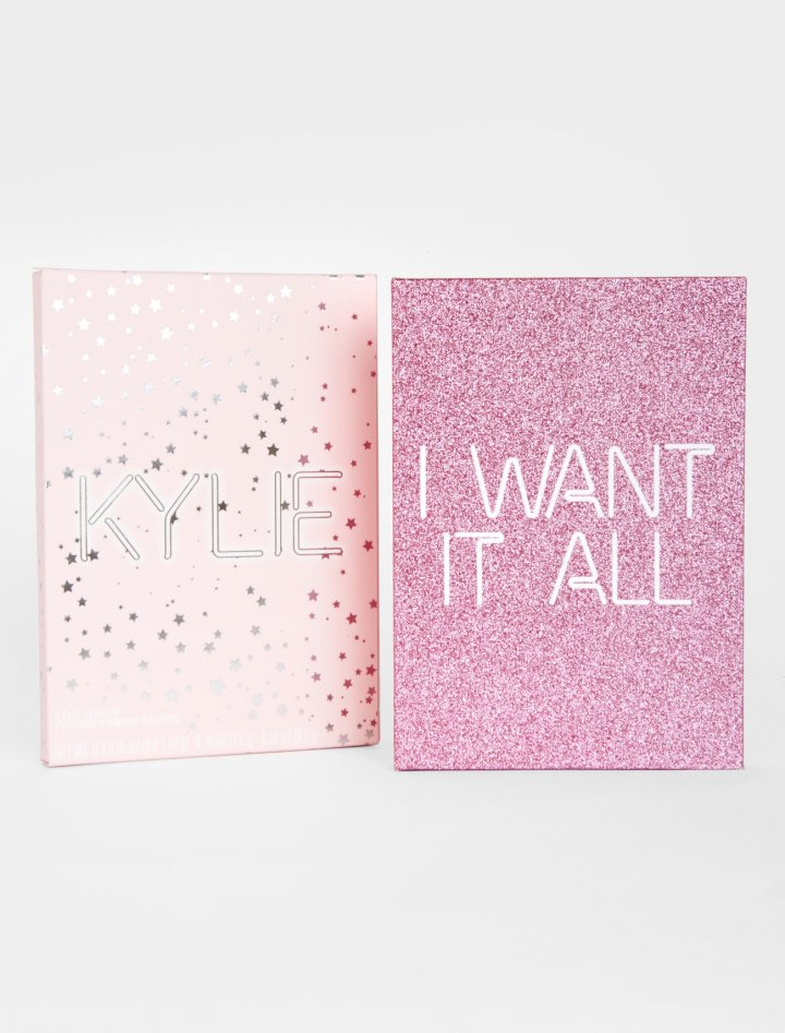 Kylie Cosmetics | The Birthday Collection | I WANT IT ALL PALETTE