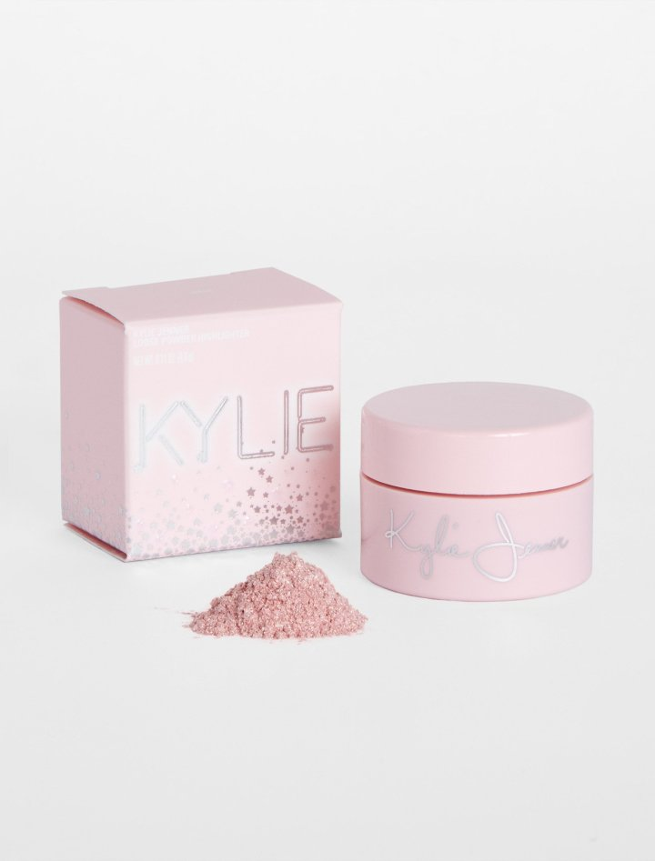 Kylie Cosmetics | The Birthday Collection | Ultra Glow Loose Powder Highlighter