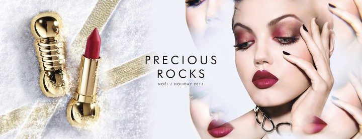 Dior | Precious Rocks 2017 Holiday Collection | Diorific Khôl