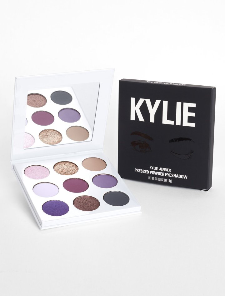 Kylie Cosmetics | FALL | The Purple Palette