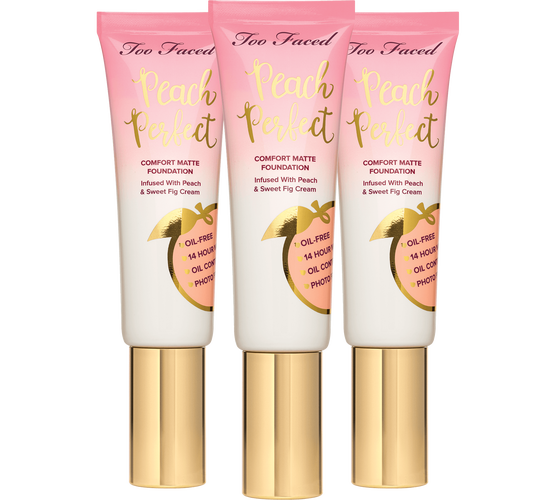 Too Faced | Perfect Peach Foundation